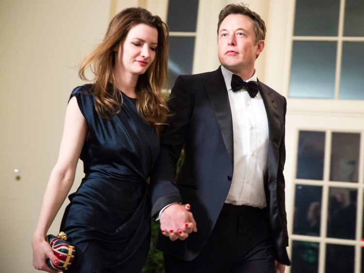 Elon Musk one heart to many love stories