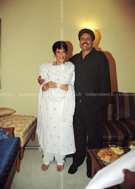 kapil dev love story