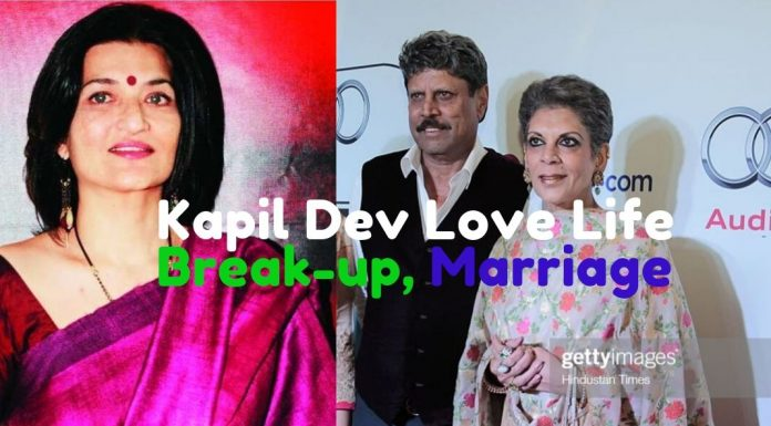 kapil dev love story