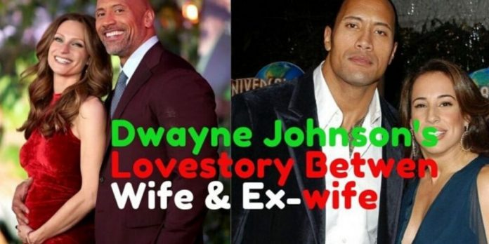 Dwayne Johnson Love Story Between Wife and Ex-wife