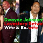 Dwayne Johnson love story