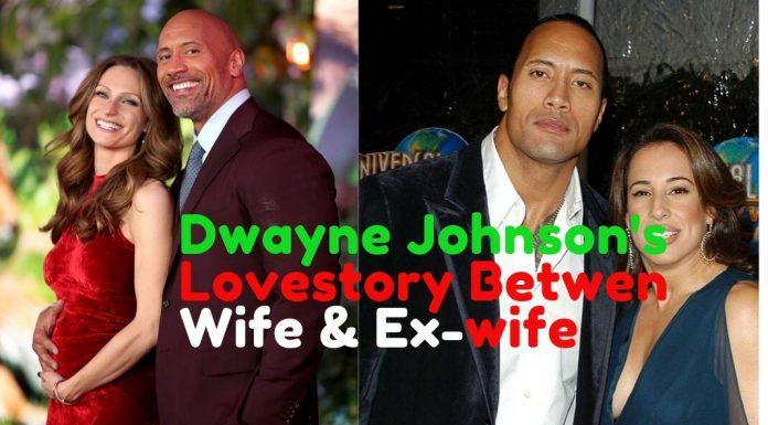 Dwayne Johnson love story