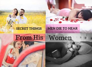 things want to hear from women
