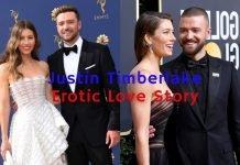justiin timberlake & jessica biel love story