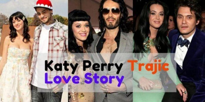 Katy Perry Has a Controversial Broken Love Life