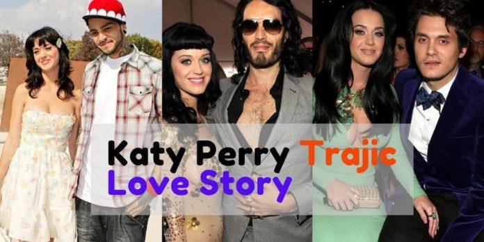 Katy perry trajic love story