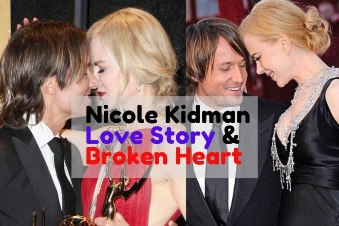 nicole kidman and keith urban love story