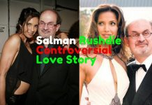 Salman Rushdie Controversial Love Story