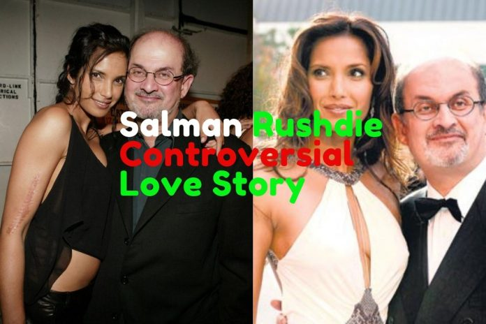 Salman Rushdie Controversial Love Story
