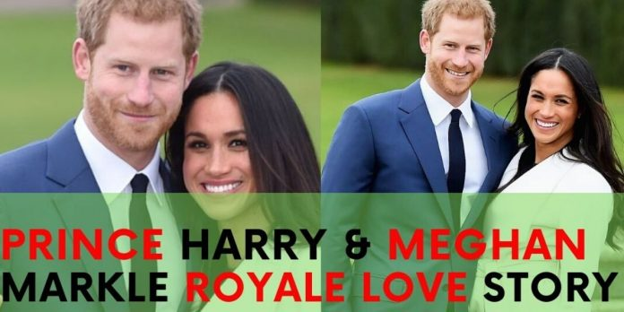 Prince Harry, Meghan Markle Fairy Tale Royal Love Story Ever