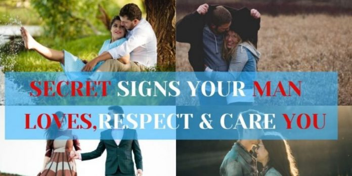 10 Romantic Signs Your Loving Man Respects And Care You