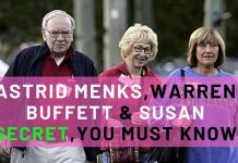 astrid menks susan buffett