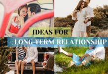 tips for long term relationships