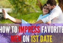 Best Way to Impress Favorite Men or Boyfriend on First Date