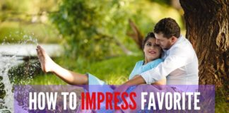 how to impress favorite men and boyfriend on first date