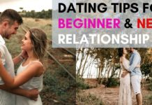dating tips for beginner & new