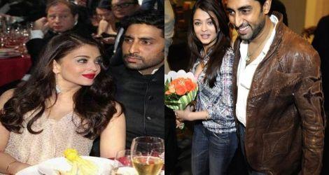 Aishwarya and Abhishek are friends