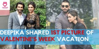 deepika shared first picture of valentine vacation
