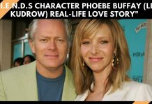 lisa kudrow's love story