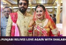 Kamya Punjabi and Shalabh love story