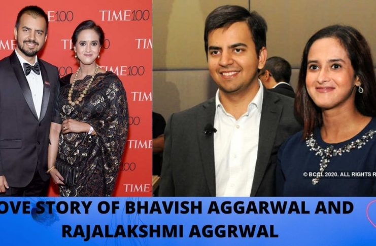 bhavish aggarwal love story wife family