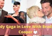 Lady Gaga in Love With Bradley Cooper
