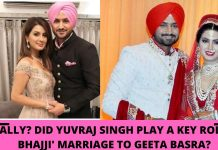 harbhajan and geeta's love story