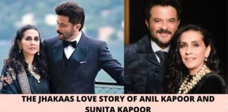 Anil Kapoor love story wife family daughter