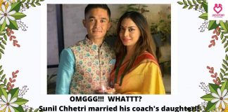 sunil chettri love story