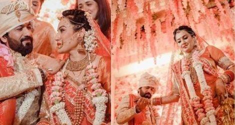 Kamya Punjabi and Shalabh love story