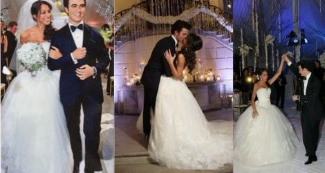 Kevin and Danielle Jonas love story