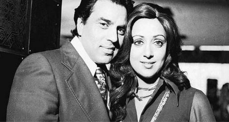 Dharmendra and Hema's love story began with shooting for a song