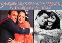 dharmendra and hema'slove story