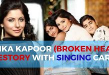 kanika kapoor love story divorce career