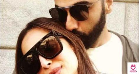 Arbaaz -Malaika Arora's-Arjun love story