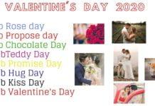 valentines day celebration 2020