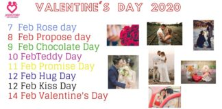 valentines day celebration 2020