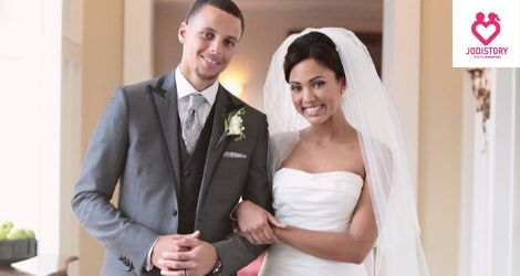 Ayesha Curry's and Steph Love Story