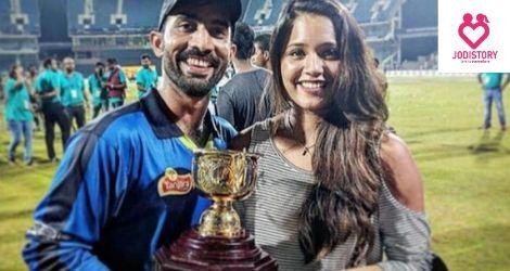 Dinesh Karthik and Dipika Pallikal's Love Story