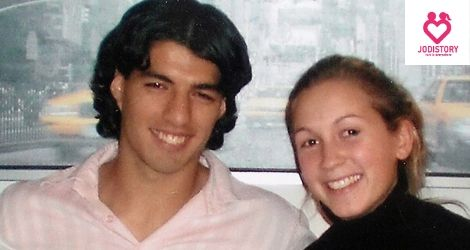 Luis Suarez and Sofia Balbi love Story