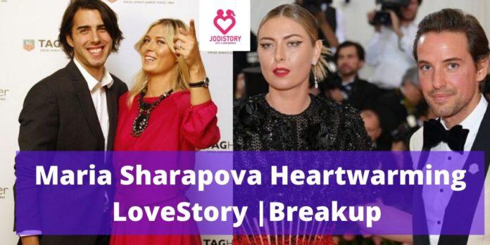 Maria Sharapova's Heartwarming LoveStory