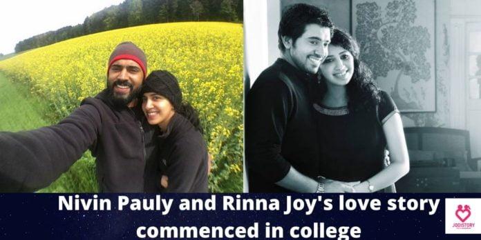 Nivin Pauly-Rinna Joy Love Story