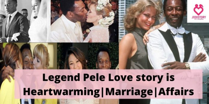 Legend Pele Love story
