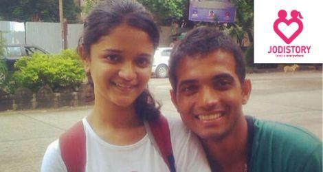 Ajinkya Rahane And Rashika Dhopavkar's love story