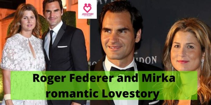 Roger Federer and Mirka romantic lovestory