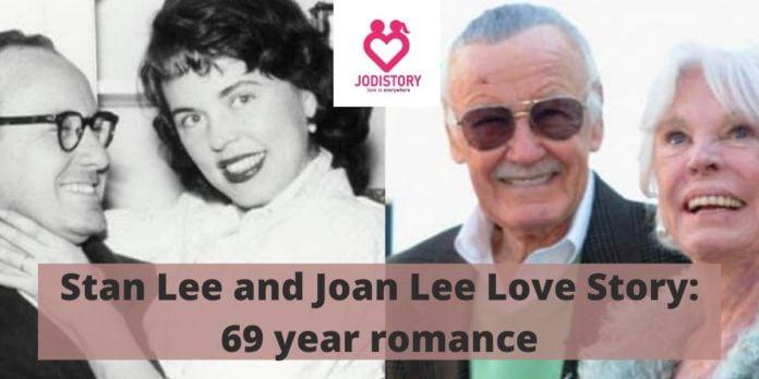 Stan and Joan Lee's LoveStory