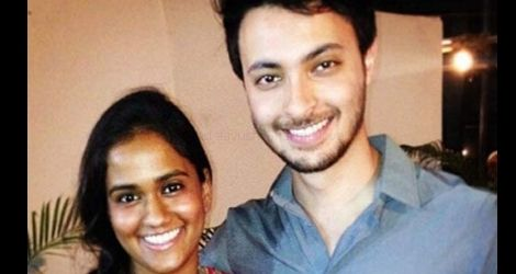 Arpita Khan and Aayush Sharma's Love Story