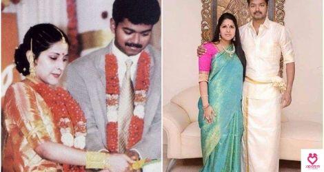 Vijay & Sangeetha's Love Story