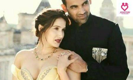 Zaheer Khan and Sagarika Ghatge's  cute love story