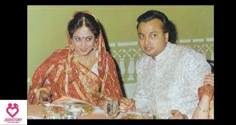 Anil Ambani-Tina Munim's Love Story